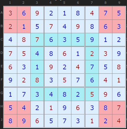 All Sudoku have this property