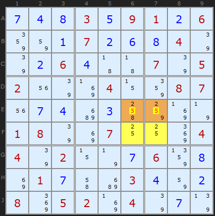 Unique Rectangle Figure 11